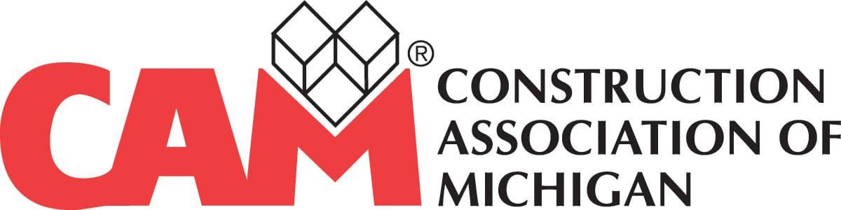 CAM logo w-type